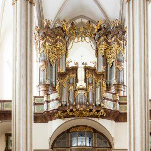 Orgelmesse mit Lukas Hasler