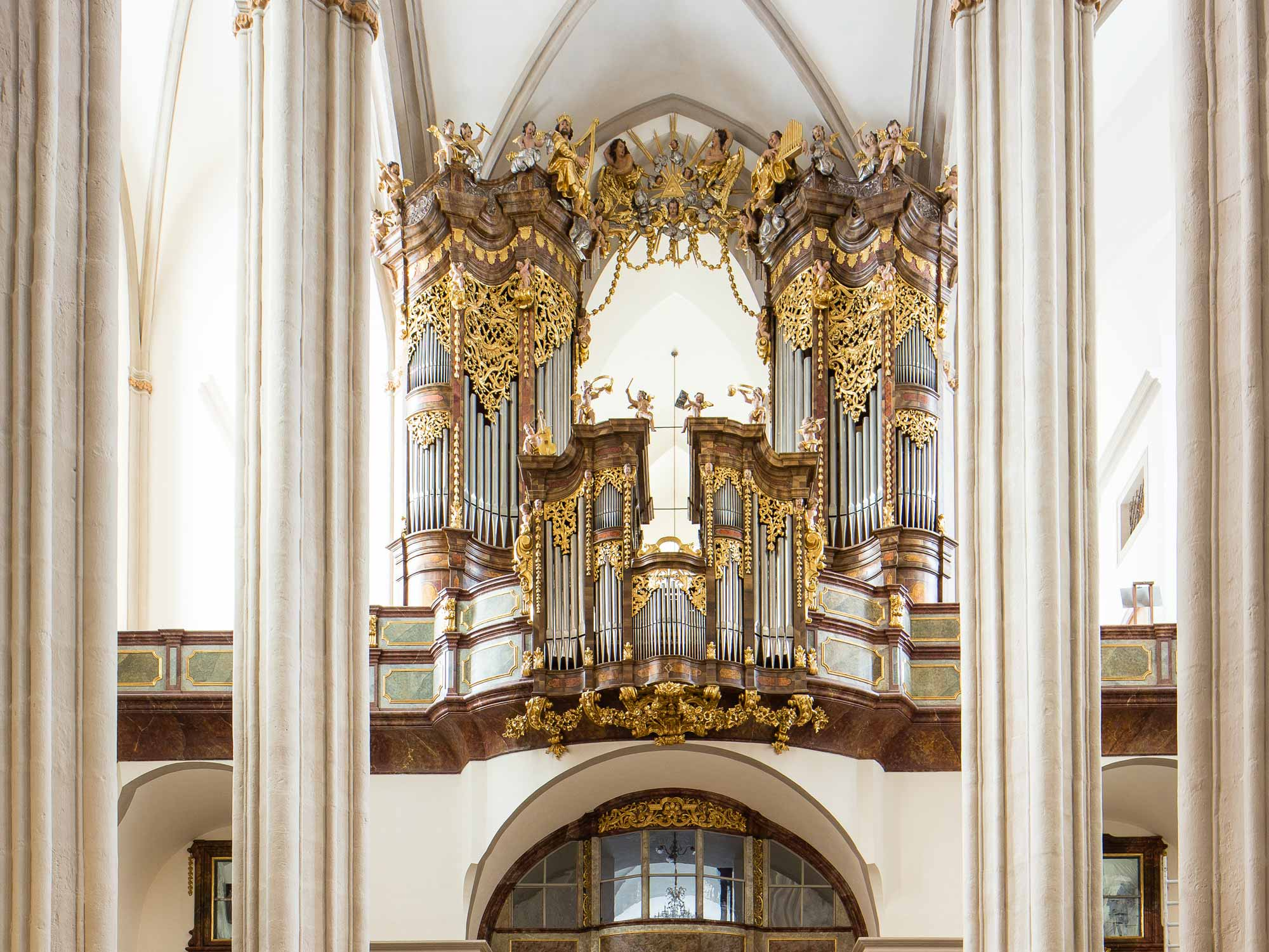 Orgelmesse mit Kateřina Málková (Prag)
