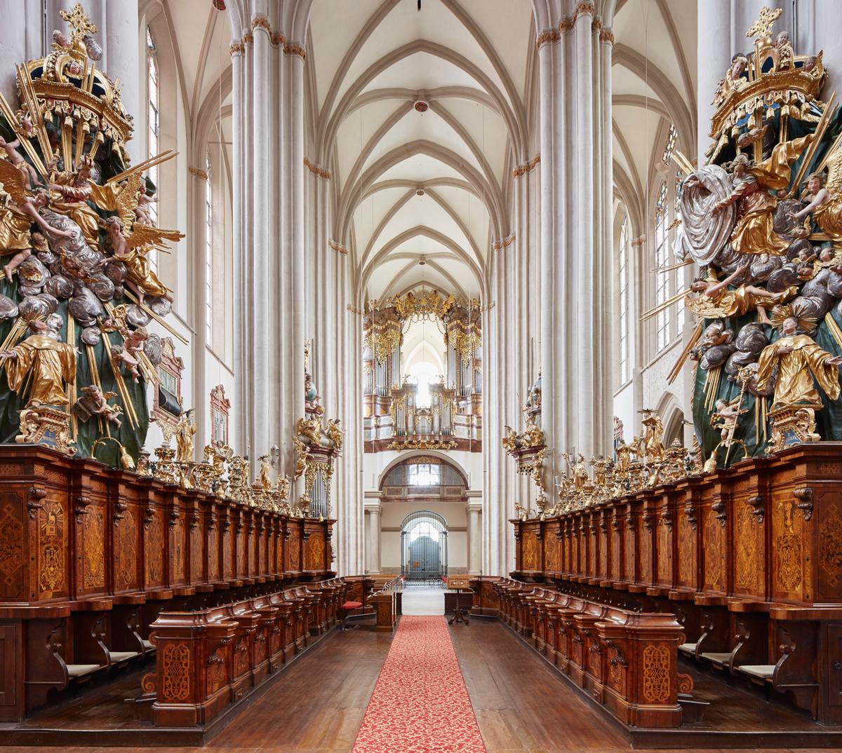 Gartenführung - Orgelkonzert - junge Waldviertler Orgeltalente