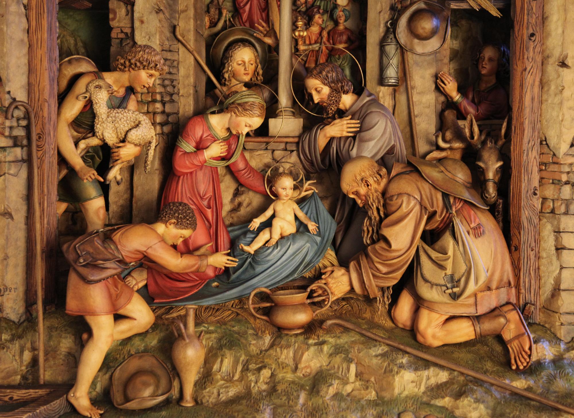 Abgesagt - Kirche Stift Zwettl mit Krippe - Vorweihnachtlicher Rundgang